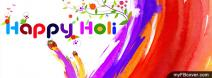 Happy Holi-4 facebook Covers